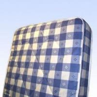 China Printed polyester stitchbond nonwoven fabric with BS 5852 for mattress ticking wholesale