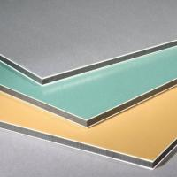 China PVDF, PE High Intensified Aluminium Composite Panel For Outdoor Building Decoration on sale