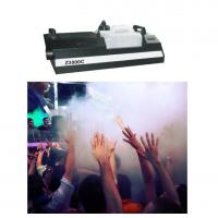 China DMX512 Control Stage Fog Machine , 3000 Watt Fog Machine For Party LCD Display wholesale