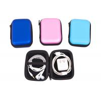 China Home Office Multi Function Earphone Carry Case With Print / Hang Tag Logo wholesale