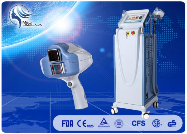 Quality Multifunctional IPL Laser Hair Removal Machine with 10.4 True Color Touch Screen for sale
