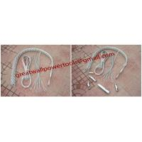China Diameter 10-20mm Cable grips,Cable Socks on sale