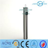 Buy cheap SS304/SS316L Perforated Plate strainer/ SS Strainer elements Tube Filter from wholesalers