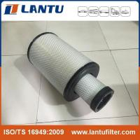 China GOOD QUALITY AIR FILTER KOMATSU 600-185-4100 FROM FACTORY on sale