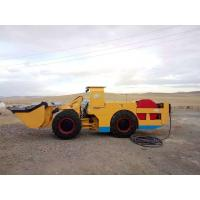 China Articulated Tunnel Construction Equipment, Low Profile Loader CE Certified wholesale