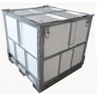 China Cold Galvanised Mild Steel IBC Storage Containers Heavy Duty For Industry on sale
