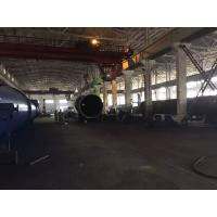 China AAC Autoclave With ASME Certificate And Mechanical Safety Interlock wholesale