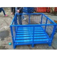 HOT selling warehouse storage heavy duty stacking steel pallet
