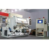 China automatic label print quality inspection machine system doctor rewinder auto rewinding machine wholesale