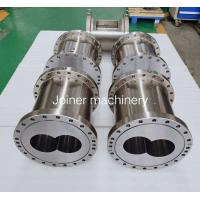 China Stainless Steel Material Extruder Machine Parts Food Barrel Long Using Life wholesale