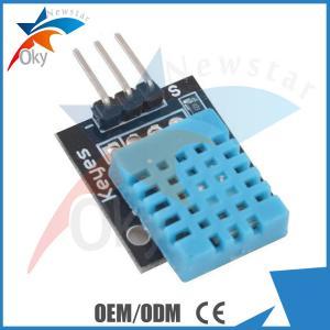 China Digital Sensors For Arduino Temperature Humidity Sensor Module 20% - 90% RH on sale