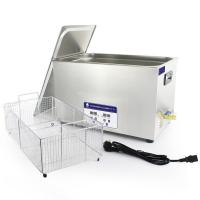 China Strong Power Fast Removing Blood 30L Digital Ultrasonic Cleaner For Dentist wholesale