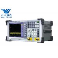 China 6.5kg SA2031 9KHz ~ 3.6GHz Portable Spectrum Analyzer 8.4 Inch TFT LCD Display wholesale