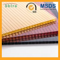 China GPPS / PMMA / PC Plastic Sheet Protective Film Self Adhesive Plastic Film Length 2000m on sale