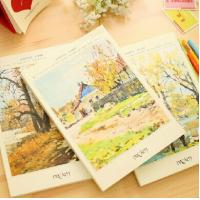 China Blank exercise notebook wholesale paper notebook for school wholesale