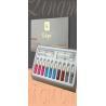 China Multi Colored Stable Eyelash Lift Kit , Recycled Permanent Eyelash Curl Kit wholesale