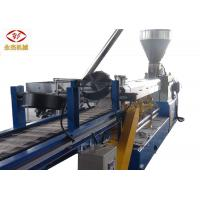 China Horizontal Plastic Extrusion Machine For Corn Starch + PP Biodegradable PLA Pellet wholesale