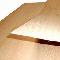 China Red Oak Face Plywood with Poplar Core and WBP Glue wholesale
