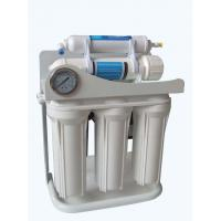 CE ROHS certificated 5 stages  alkaline ro water filter with stand oil gauge meter