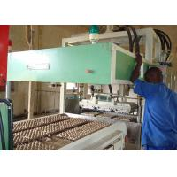China Automatic Reciprocating Waste Paper Egg Carton Making Machine for Electronic Package Production Line wholesale