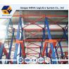 China Heavy Duty Drive In Racking with CE&ISO Guarantee / Nanjing Origin Drive Through Racks wholesale
