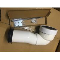 China Wall Row Toilet Waste Connector No Cracks For Change Ground Row Displacement on sale