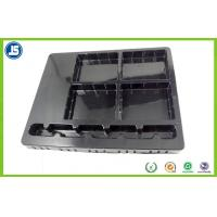 China 0.65mm Black PP Plastic Blister Packaging Recycle For Electronic wholesale