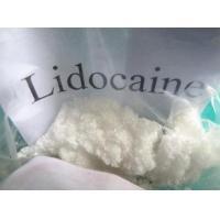 Pharmaceutical Raw Powder Xylocaine Lidocaine Drugs Cas 137-58-6 Reducing Pain