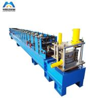 China 18 Forming Station Door Frame Steel Forming Machines PLC Control wholesale
