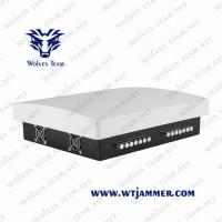 China Middle Power Cellular Mobile Phone Network Jammer For Blocking GSM CDMA 3G 4G wholesale