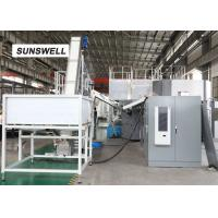 Buy cheap Full Automatic Nature Water Blowing Filling Capping Combiblock With 6 - Screw Design from wholesalers