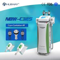 Buy cheap Multifunction ultrasonic Cavitation RF fat freeze coolsculpting equipment from wholesalers