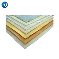 China Yuanchen Fiberglass Dust Filter Bag Fabric with PTFE Impregnation wholesale