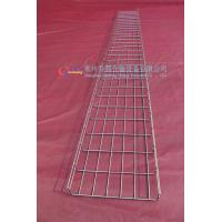 China EG Basket Cable Tray Q235B Steel, SS304, SS316 & SS316L Wire Mesh Cable Tray With OEM wholesale