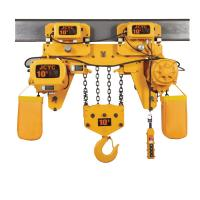 China FEC Electric 10 Ton Chain Hoist Without Trolley For Mining Industry wholesale