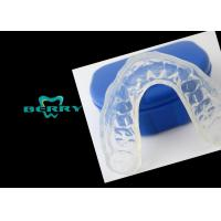 China Multicolre Sports Mouthguards Suitable All agages , Dental Mouthguards For Sports on sale