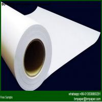 China 58 60 64g LWC Light Weight Coated Art Paper for Printing wholesale