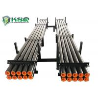 China Api Standard  Dth Drill Pipe Friction Welding Diameter 76mm  For Water Well Drilling on sale