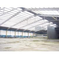 Industrial Steel Buildings Fabrication With Mature QC Process