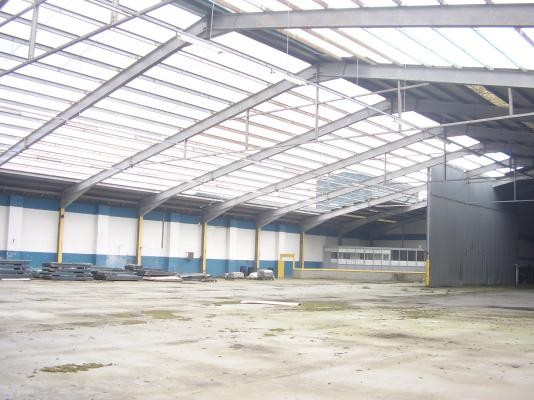Quality Industrial Steel Buildings Fabrication With Mature QC Process for sale