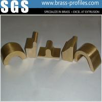 China Best Price C38500 C36000 H59 Sanitary Ware Series Copper Alloy Profiles wholesale