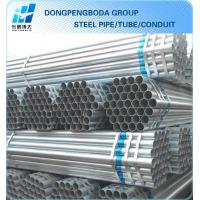China Hot Dipped Galvanized Pipe plain end China supplier made in China wholesale