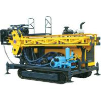 China Full Hydraulic Core Drilling Rig Mounted Trailer Crawler Type wholesale