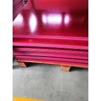 China EN45545 certified GPO-3 sheet made from polyester and glass fiber wholesale
