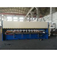 China sharped corner V Cutter CNC Grooving Machine Hydraulic 3.2m Long Table CE Standard wholesale