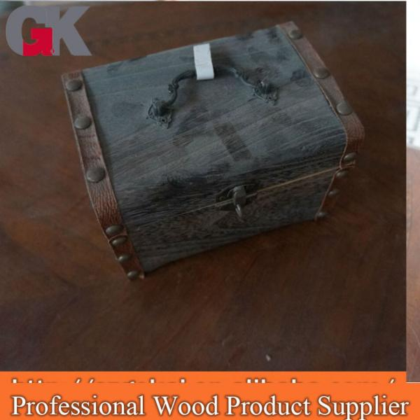 Unfinished Wood Craft Boxes Wholesale