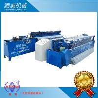 China Easy Operation Universal Type Chainlink Fence Weaving Machine wholesale