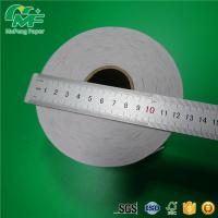 China atm thermal cashier receipt paper roll coated with a sleek shiny treatment wholesale