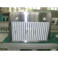 Kitchen 900CFM Stainless Steel under cabinet range hood , commercial range hood
