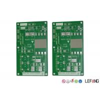 Buy cheap MCPCB Metal Core FR4 PCB Board 1 Layer Green Solder Mask For Power Supply from wholesalers